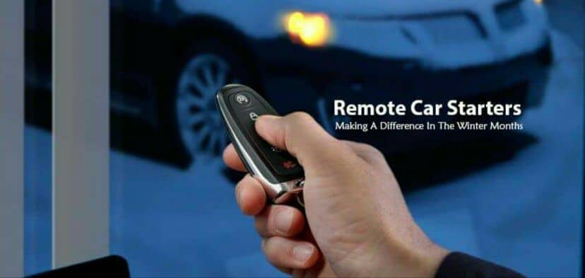 Springdale Remote Start
