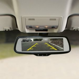 Springdale Backup Camera
